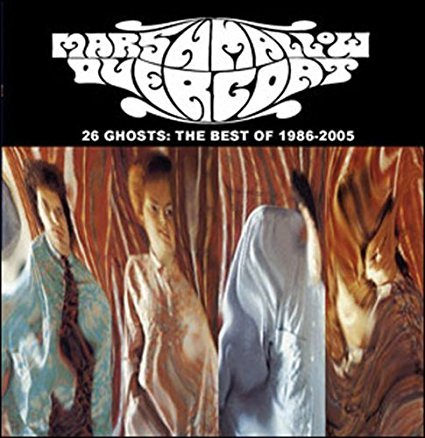 marshmallow overcoat - 26 ghosts: best of 1986 - 2005 CD + DVD 2005 dionysus used mint