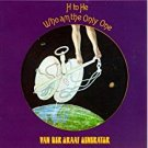 van der graaf generator - h to he who am the only one CD 1970 virgin 1992 caroline used mint