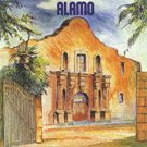 alamo - alamo CD 2008 wounded bird 8 tracks used mint