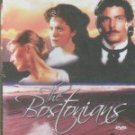 bostonians - vanessa redgrave + christopher reeve DVD 2004 palm beach entertainment 122 mins PG new