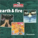 earth & fire - 3 originals CD 2-discs 1998 polygram 32 tracks new import
