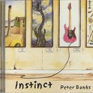 peter banks - instinct CD 1993 1999 castle 12 tracks used mint