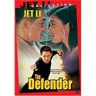 defender - jet li DVD dimension 93 mins R used mint