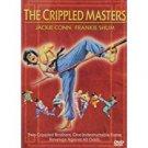 crippled masters - jackie conn + frankie shum DVD 1982 2003 diamond 95 mins used mint