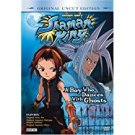 shaman king: a boy who dances with ghosts vol 1 episodes 1-3 DVD funimation TVPG used mint