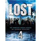 lost - complete fourth season: expanded experience DVD 2008 ABC PG 604 mins  new