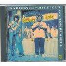 barrence whitfield with tom russell - hillbilly voodoo CD 1993 east side digital 12 tracks used mint