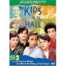 kids in the hall - complete season 3 1991 - 1992 DVD 4-discs 2005 A&E used mint