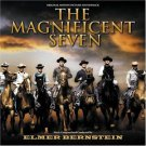 magnificent seven - original motion picture soundtrack - elmer bernstein CD varese sarabande new