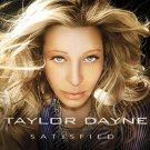 taylor dayne - satisfied CD 2008 intention 13 tracks used mint