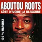 aboutou roots - cote d'ivoire la blessure CD ivoir compil mega box africa 10 tracks used mint