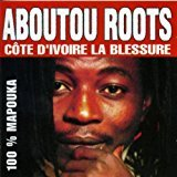 aboutou roots - cote d'ivoire la blessure CD ivoir compil mega box africa 10 tracks used mint