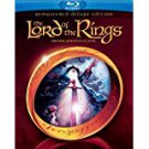 lord of the rings - original animated classic remastered deluxe edition BLURAY + DVD 2010 used