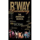 broadway the american musical - CD 5-disc boxset 2004 sony decca used mint