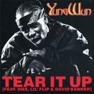yung wun - tear it up CD single 2004 j records used mint