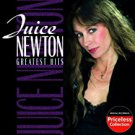 juice newton - greatest hits CD 2003 collectables EMI 10 tracks used mint
