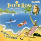 david rose - holiday for strings CD 2004 sanctuary 25 tracks used mint