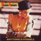 debbie gibson - anything is possible CD single 1990 atlantic GMI 3 tracks used