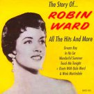 story of robin ward - all the hits and more CD 1998 missing records 25 tracks used mint