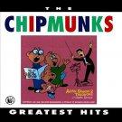 chipmunks - greatest hits CD 1992 curb 10 tracks used mint