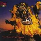 dr. john - goin' back to new orleans CD 1992 warner 18 tracks used mint