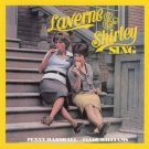 laverne & shirley sing CD 2003 collectors' choice 12 tracks used mint