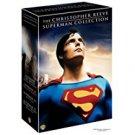christopher reeve superman collection DVD 8-disc set 2006 warner used mint