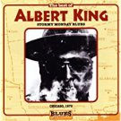best of albert king - stormy monday blues CD 2002 blues forever Promo Sound Ltd used mint