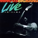 mingus big band - live in time CD 2-discs 1996 disques dreyfus 15 tracks used mint