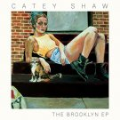 catey shaw - the brooklyn EP CD 2014 complex / lefthook 7 tracks used mint
