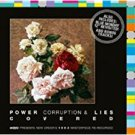 mojo presents new order - power corruption & lies covered CD 2012 13 tracks used mint