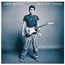 john mayer - heavier things CD 2003 aware columbia 10 tracks used mint