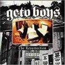 geto boys - resurrection CD 1996 rap-a-lot virgin 15 tracks used mint