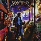 satellite - a street between sunrise and sunset CD 2003 metal mind 9 tracks used mint