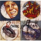 school of fish - human cannonball CD 1993 capitol used mint