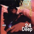 brotha lynch hung - 24 deep CD 1993 1994 black market 9 tracks used