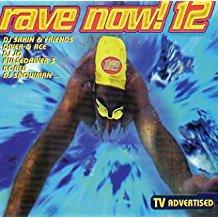 rave now! 12 - dj sakin & friends / diver & ace / dj jo etc CD 2-discs vision soundcarriers mint