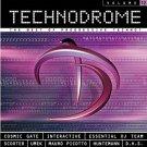 technodrome volume 12 - various artists CD 2-discs 2002 universal polystar used mint