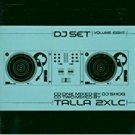 technics DJ set volume eight mixed by DJ shog + talla 2xlc CD 2-discs 2003 warner used mint
