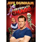 jeff dunham - controlled chaos DVD 2011 paramount 97 minutes used mint