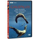 galapagos the islands that changed the world DVD 2007 BBC 150 mins used mint