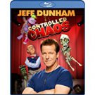 jeff dunham - controlled chaos BLURAY 2011 paramount 97 mins used mint