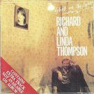 richard and linda thompson - shoot out the lights CD 1982 hannibal island BMG Dir 9 tracks used mint