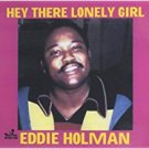 eddie holman - hey there lonely girl CD black tulip 14 tracks used mint