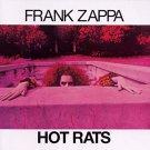 frank zappa - hot rats CD 1995 rykodisc 6 tracks used mint