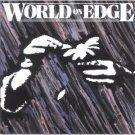 world on edge -world on edge CD 1990 virgin 10 tracks used mint
