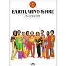 earth wind & fire - in concert DVD 2000 pioneer 58 minutes used mint