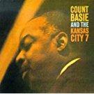 count basie and the kansas city 7 CD 1996 MCA impulse 20-bit 9 tracks used mint