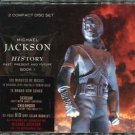 michael jackson - history past present and future book 1 GOLD CD 2-discs 1995 epic MJJ used mint