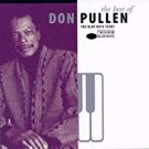 best of don pullen - blue note years CD 1997 blue note capitol 9 tracks used mint